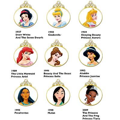 Disney's Princess 'Hall of Fame'