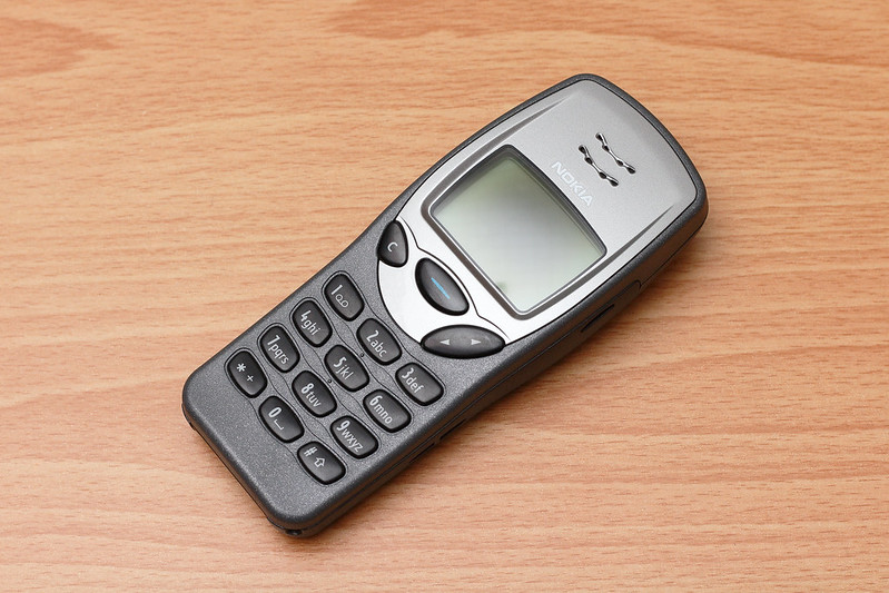 Nokia 3210 handset